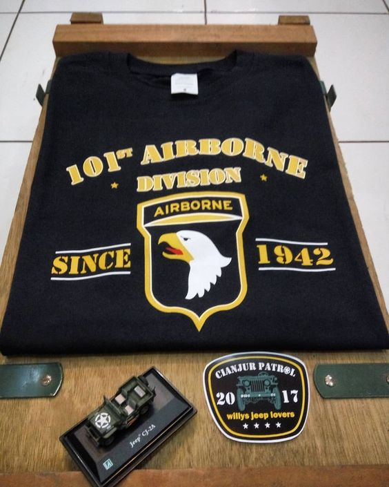 T Shirt 101st Airborne Division Tshirt Designs T Shirt Yarn