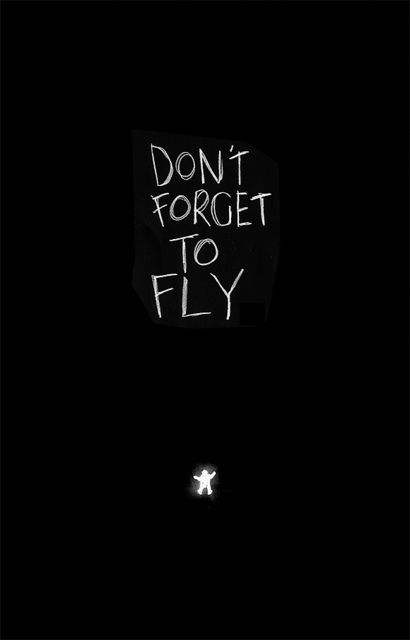 Don't forget to fly l @friendofaudrey