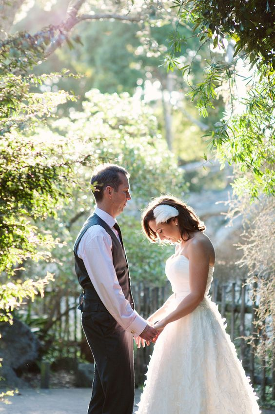 Wedding at Auckland Zoo