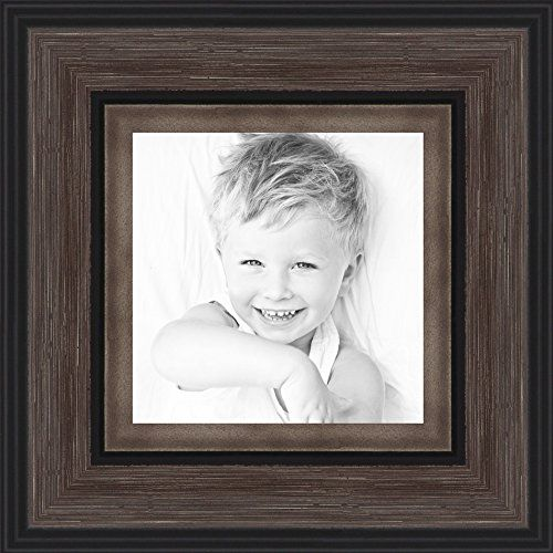 arttoframes 35x5 35 x 5 picture frame grey and black frame 125 wide 2wom83120