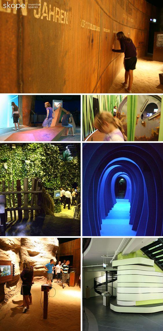Szenografie und interaktive Exponate für das #Klimahaus Bremerhaven für kunst raum. mehr: www.skope-group.de