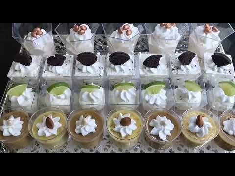 تحليات راقية مناسبة للحفلات Dessert Verrine Rapide Tres Facile Youtube Desserts Nutella Food