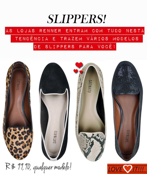 Slipper, shoes, animal print