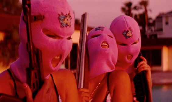 Still from Harmony Korine's Spring Breakers
