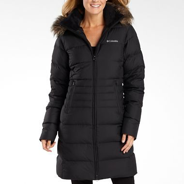 Karrimor Long Down Jacket Ladies | Personal | Pinterest | Lady