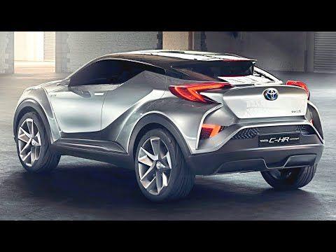 Toyota Chr 2018 Youtube Toyota C Hr Toyota Suv Toyota