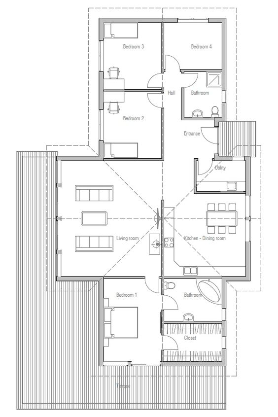 vaulted ceiling house plans house design plans ceilings vaulted or cathedral drummond house plans blog