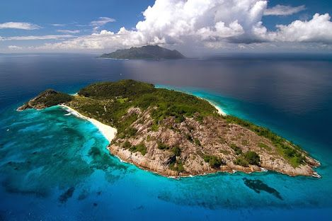 North Island, Seychelles Islands, Indian Ocean