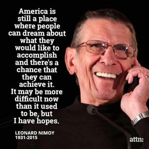 Leonard Nimoy Quotes Magnificent Leonard Nimoy Quote  Star Trek  Pinterest  Leonard Nimoy And Quotes