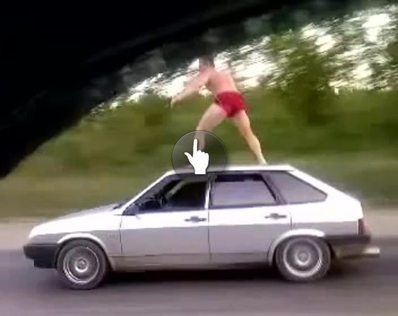 Russian Surfing