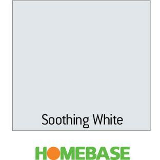 Homebase Paint Home Of Colour Soothing White