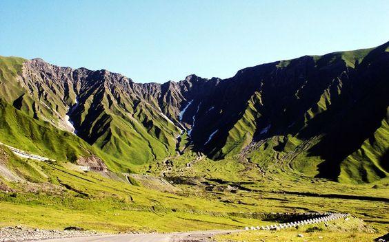South Ossetia/Abkhazia, Georgia #mike1242