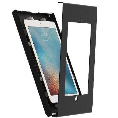 Monoprice Tablet Wall Mount And Enclosure W Anti Theft Function Apple Ipad Holder Locking For In 2020 Tablet Wall Mount Ipad Wall Mount Ipad Holder