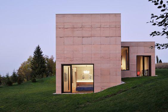 casa en golo ~ ark architektura krusec