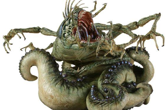 SOTA Toys H.P. Lovecraft's Dagon Statue | YouBentMyWookie