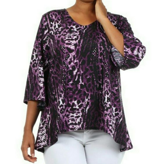 Jacinth Top- plus size So excited to add plus sizes to my closet Tops