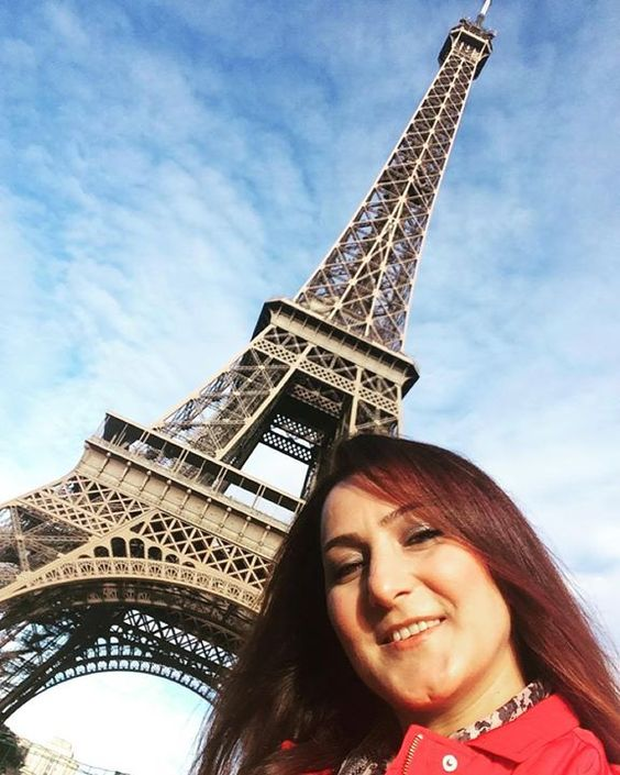 Eyfel Kulesi by nurozcan5 Eiffel_Tower #France