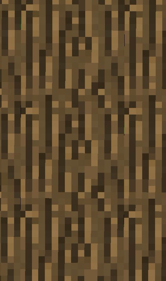 майнкрафт с деревяннымт текстурами #6