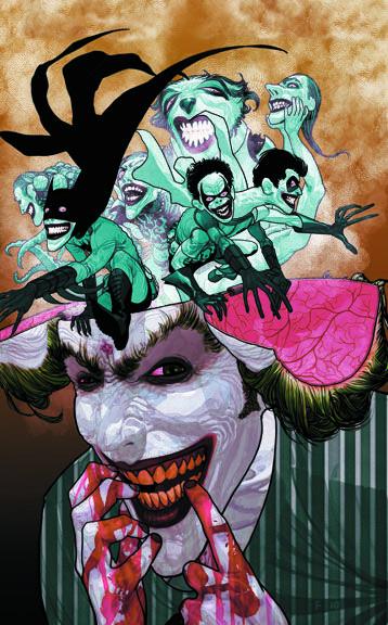 Joker by Frazier Irving