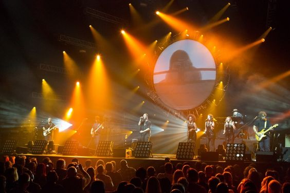Australian Pink Floyd live from The Pearl at Palms Casino Resort - Photos by Edison Graff