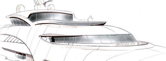 H2 Yacht Design - Exterior Yacht Design