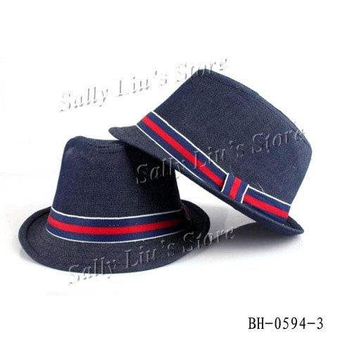 children denim fedoras baby spring cap kids jazz cap fedora hat baby denim jazz cap boys top hat dicers Free Shipping-in Hats & Caps from Apparel & Accessories on Aliexpress.com