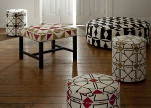 GASTÓN Y DANIELA | Manises collection of textiles: Interior Design, Geometric Fabrics, Gastony Daniela, Fabrics Interior, Luxury Fabrics, Fabrics Gaston