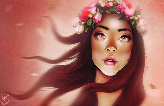 Flora by studiosienna on DeviantArt