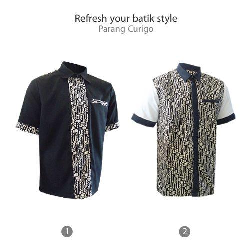 Cara Mengikat Kain Batik Pria: Style On Pinterest
