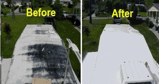 Rubber Roofing For Mobile Homes Understanding Different Roof Options Mobile Home Repair Rubber Roofing Roofing Options Mobile Home Repair