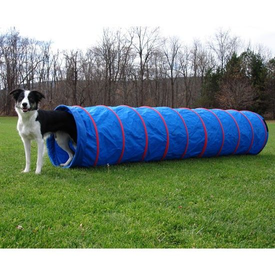 This practice tunnel is made of a sturdy canvas-like material similar to the weight and feel of real canvas. Easy to pack up and easy to set up.