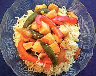 Recipe: Chicken-Veggie Stir-Fry  http://www.kidsvt.com/vermont/recipe-chicken-veggie-stir-fry/Content?oid=2129716
