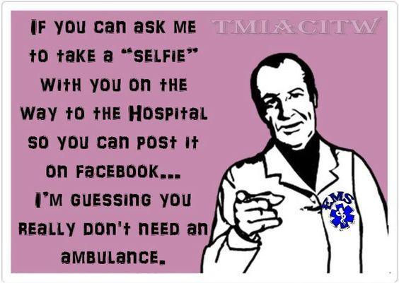 EMS Selfies