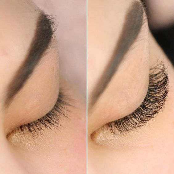 Before & after a lash nap 😍 A Single-Layer full set by @lashnthings.nz using Xtreme Lashes Faux Mink  0.07 or 0.05mm diameter   9-18mm length #xtremelashes #lashista