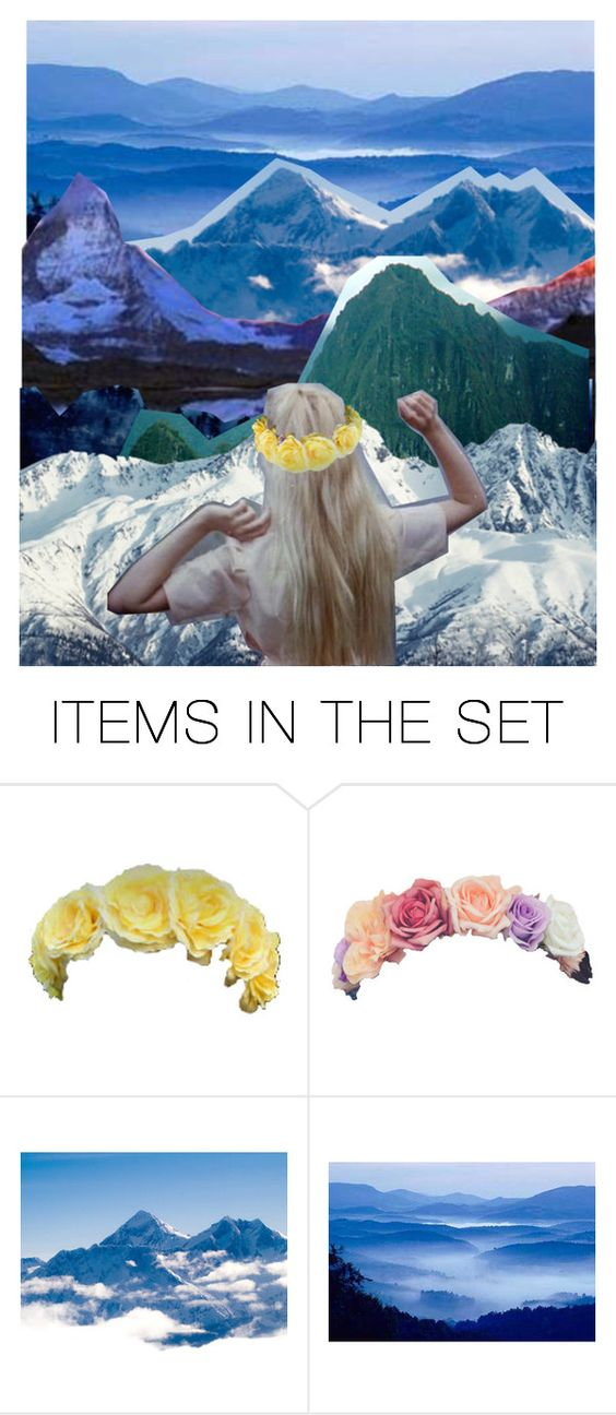 """""""I'm on top of the world"""" by jennamockingjay ❤ liked on Polyvore featuring art"""