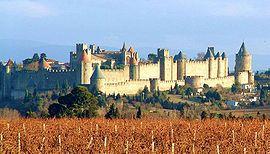 Carcasonne, France...my kind of Disney