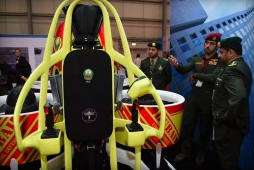 theverge:  DUBAI HAS ORDERED 20 JETPACKS FOR FIREFIGHTERS AND...