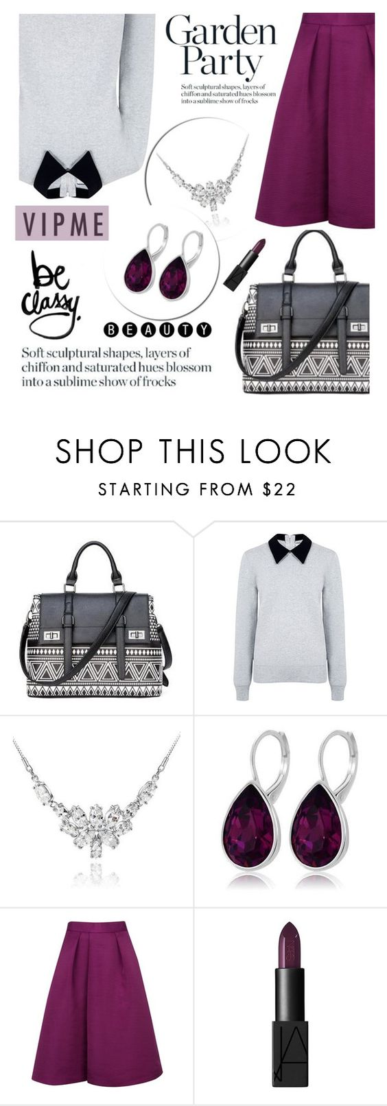 """""""VIPME #2"""" by mihreta-m ❤ liked on Polyvore featuring Edit, Ted Baker, NARS Cosmetics, women's clothing, women, female, woman, misses and juniors"""