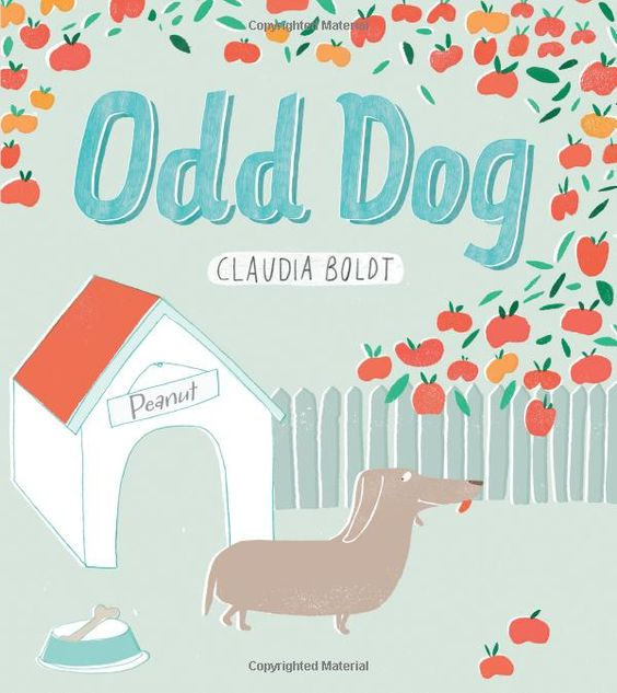 Amazon.com: Odd Dog (9780735840683): Claudia Boldt: Books