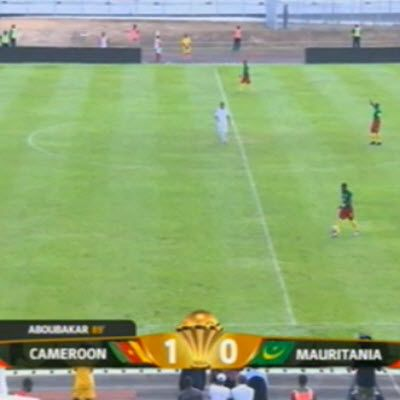 Eliminatoires CAN 2017 : Aboubakar délivre le Cameroun :: CAMEROON