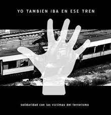 Madrid no os olvida, ni a los vivos ni a los que murieron. Todos íbamos en ese tren. Para los que siguen viviendo día a día con el horror de ese recuerdo, de esas imágenes... ¡¡ ánimo!!