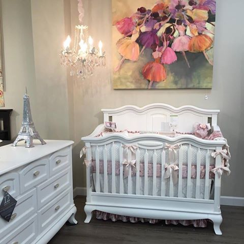 Baby Furniture Plus Kidsu0027s Photo Of A Crib Bedding Set Called Cleopatra By  Pine Creek Bedding On Romina Furnitureu0027s Cleopatra Crib | Pinterest | Crib  ...