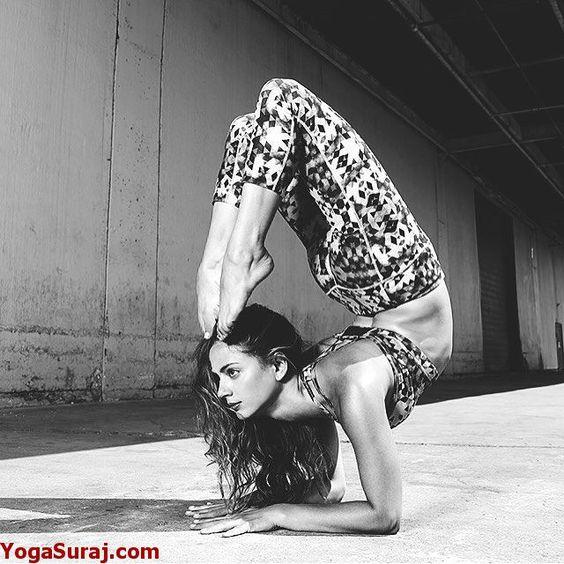 Inspirational Yoga pictures from YogaSuraj.com