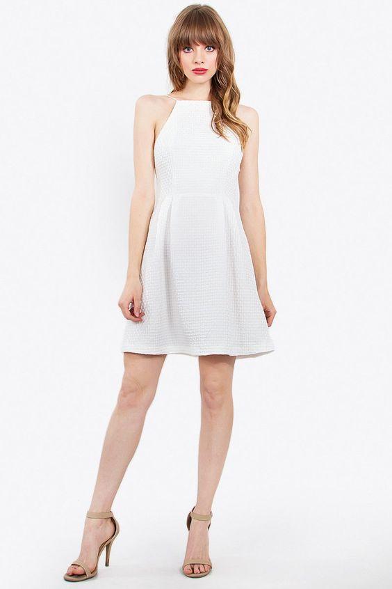 Alana Criss Cross Dress