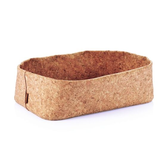 'Adjust-A-Bowl' Rectangle Cork Bowl