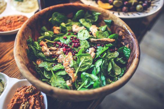 Green leaf vegetables against diabetes