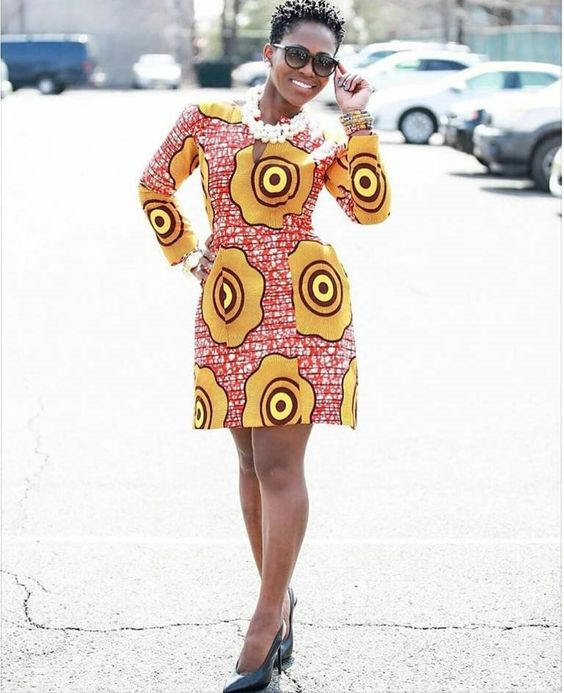 Latest Ankara Styles Trending In Nigeria 2016 African Fashion Pinterest Traditional Style