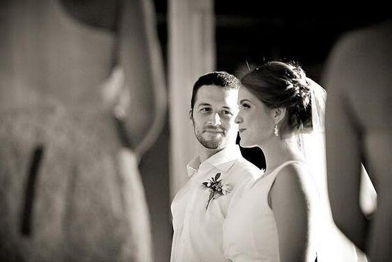 Esta es la clase de fotos que obtendrás si te casas con tu mejor amigo