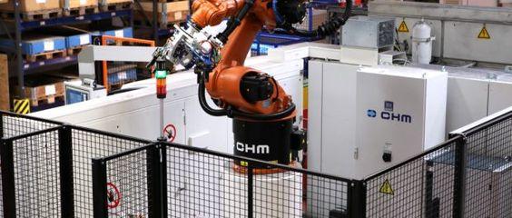 TGW übernimmt Robotik-Experten CHM - http://www.logistik-express.com/tgw-uebernimmt-robotik-experten-chm/
