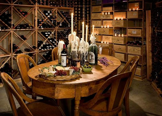 Bodega de vino, centros de mesa and cera on pinterest